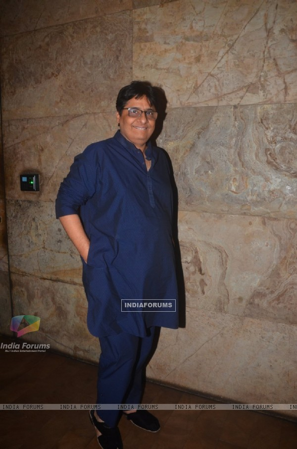 Vashu Bhagnani Attends Special Screening of a Film at Lightbox