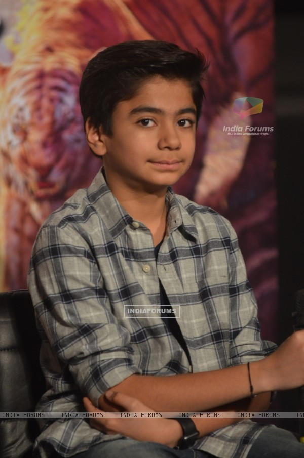 Neel Sethi Kick Starts his International Tour from India