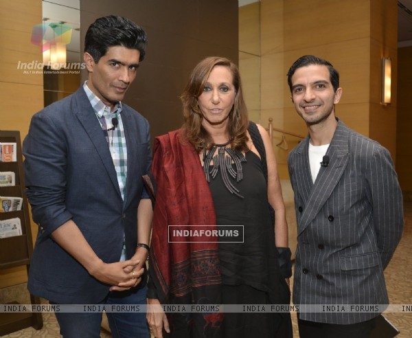 Manish Malhotra at Mint Luxury Event