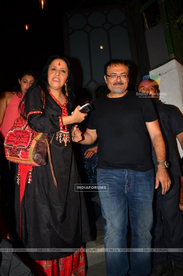 Ila Arun at Sanjay Leela Bhansali's Party for Winning National Award