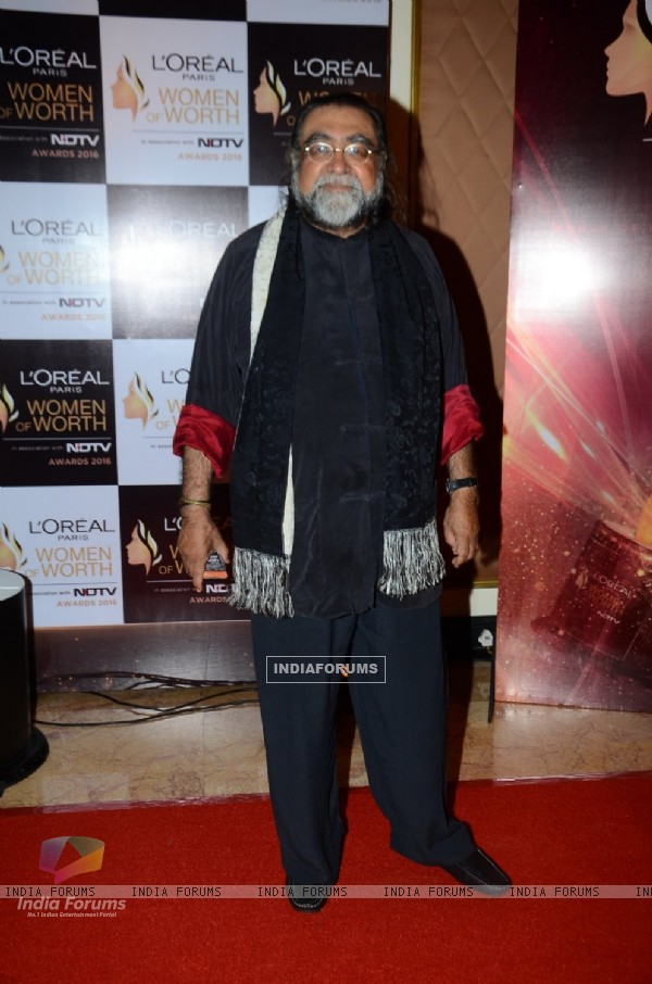 Prahlad Kakkar at NDTV L'Oreal Paris 'Women of Worth Awards'