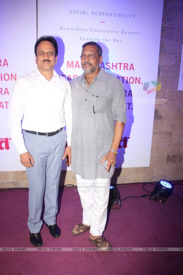 Nana Patekar at Lokmat Maharashtrian of the Year Awards 2016
