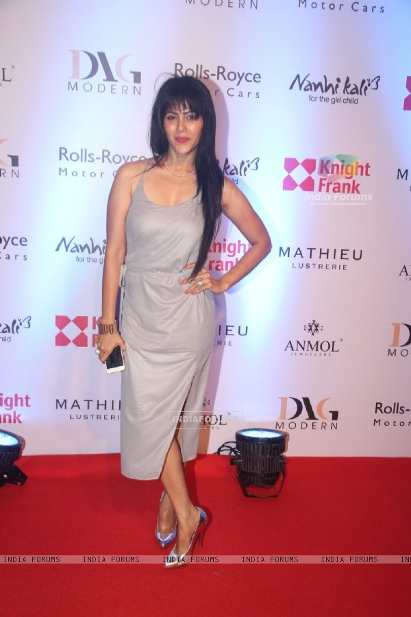 Wardha Khan Nadiadwala at 'Knight Frank Event'