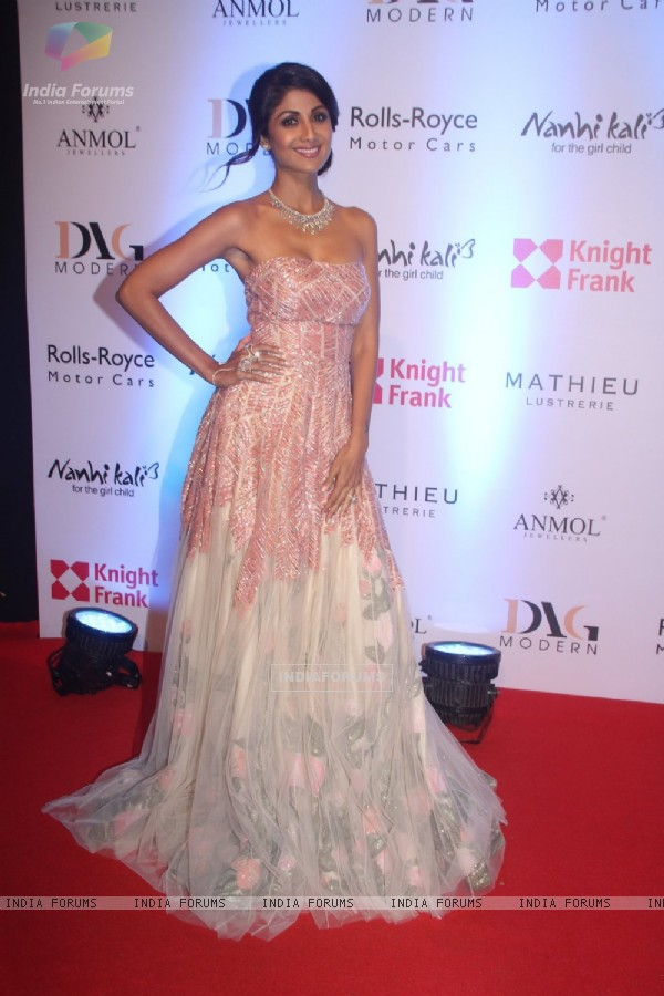 Shilpa Shetty at 'Knight Frank Event'
