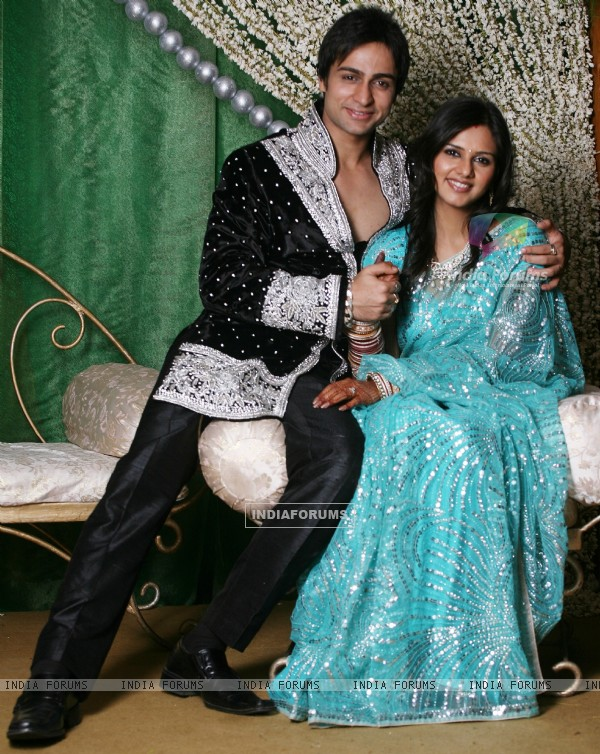Daljit Kaur and Shaleen Bhanot