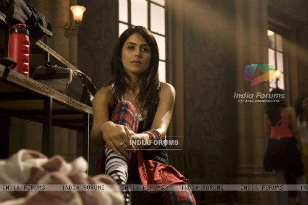 Genelia Dsouza in deep thought