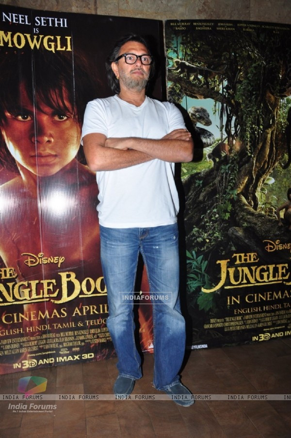 Rakesh Omprakash Mehra at Special Screening of 'The Jungle Book'