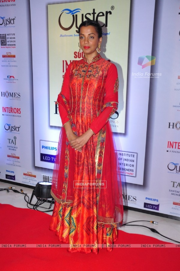Mugdha Godse at Society Interior's Event