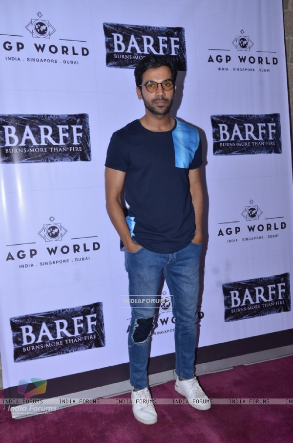 Celebs at Saurabh Shukla's Play 'Barf'