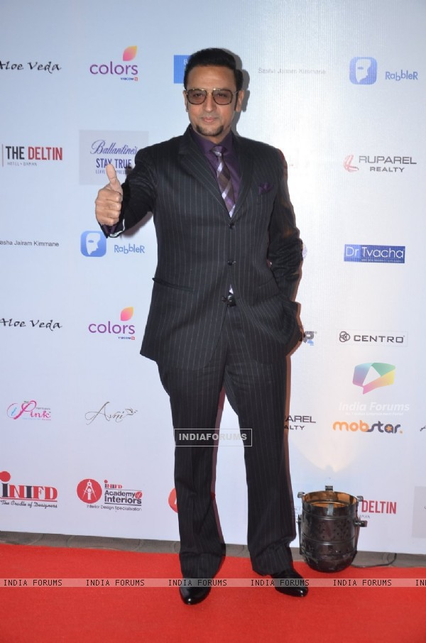 Gulshan Grover at Femina Miss India Event