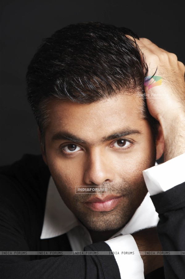 Still image of Karan Johar