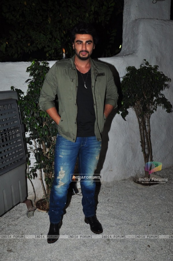 Arjun Kapoor at Success Bash of 'Ki and Ka'