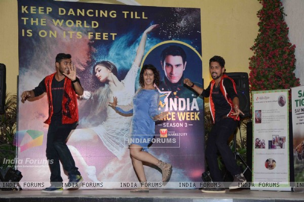 'India Dance Week' Season 3 Hosted by Sandip Soparkar