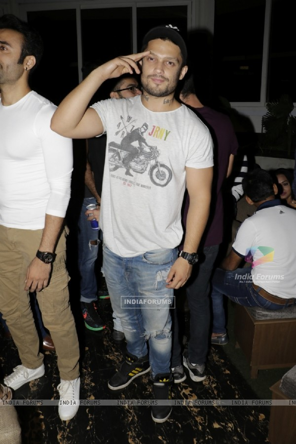 Siddharth Bhardwaj at BCL Party!