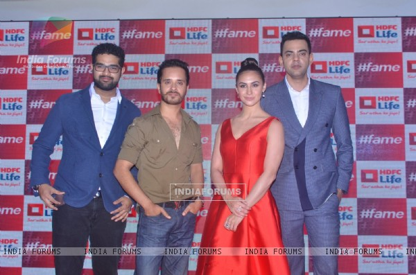 Celebs at Launch of 'HDFC Life YoungStars'
