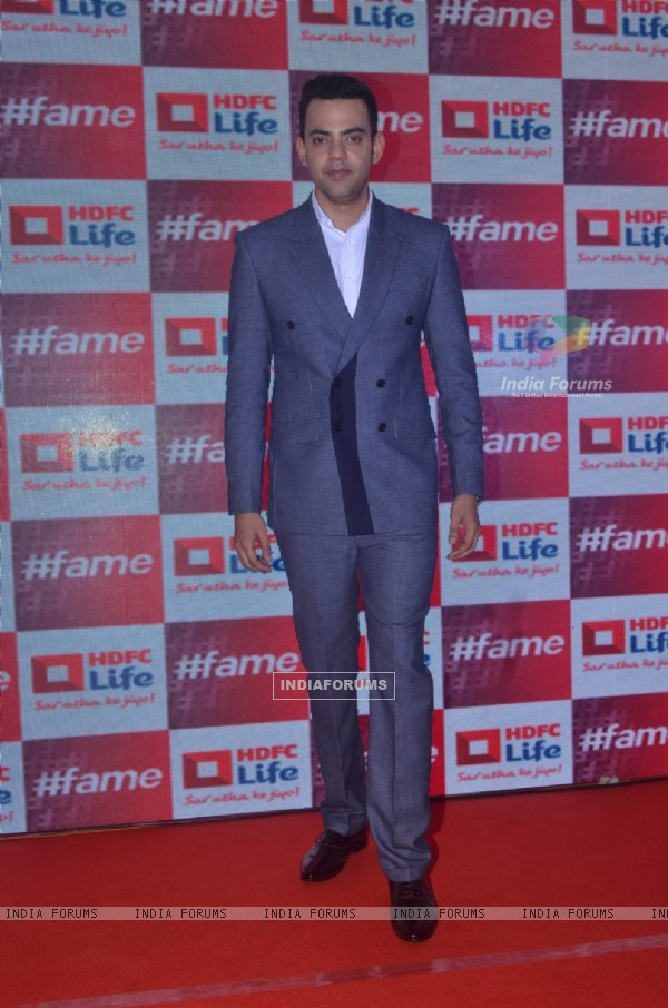 Cyrus Sahukar at Launch of 'HDFC Life YoungStars'