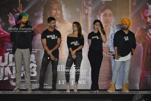 Trailer Launch of Udta Punjab