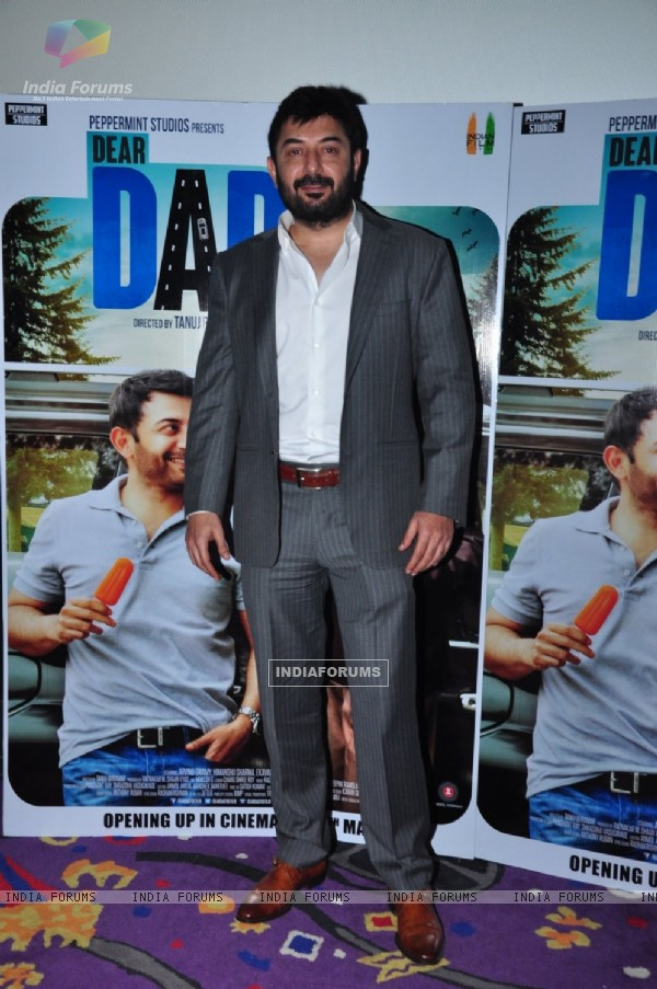 Arvind Swamy at Song Launch of 'Dear Dad'