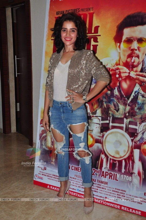 Piaa Bajpai at Screening of film 'Laal Rang'