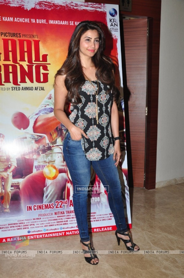 Daisy Shah at Screening of film 'Laal Rang'