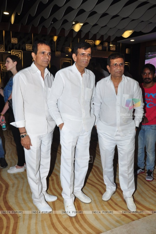Abbas-Mustan-Hussain Burmawala at Screening of film 'Laal Rang'