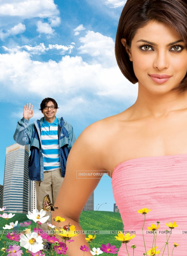 Still image of Priyanka and Uday Chopra (40393)