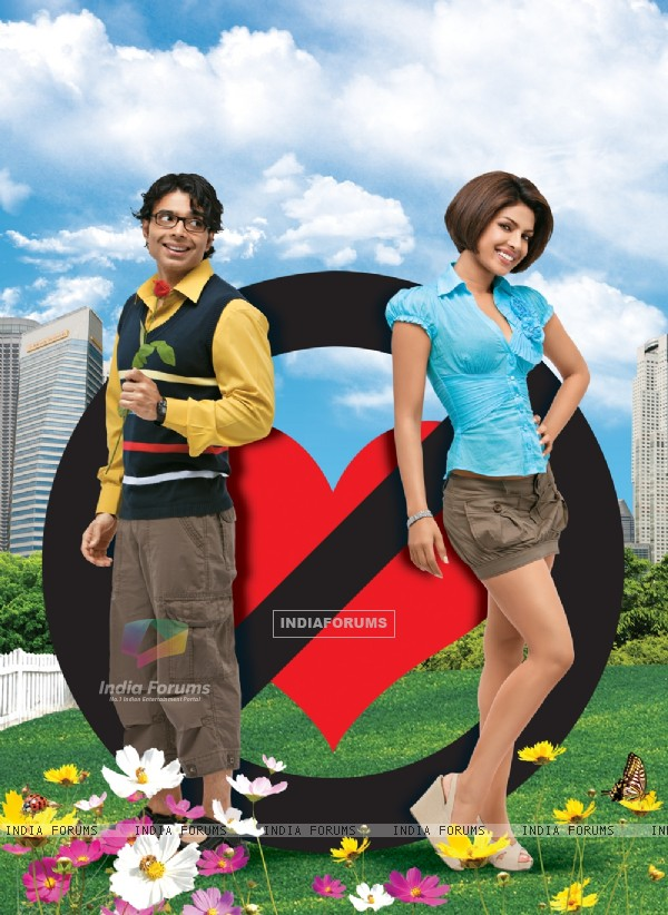 Uday and Priyanka in Pyaar Impossible movie (40403)