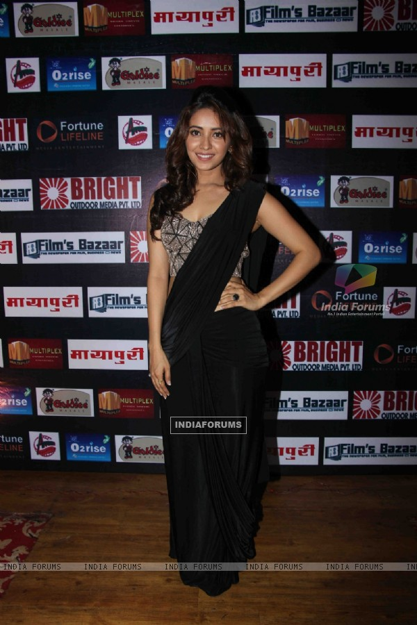 Asha Negi At Dada Saheb Phalke Awards
