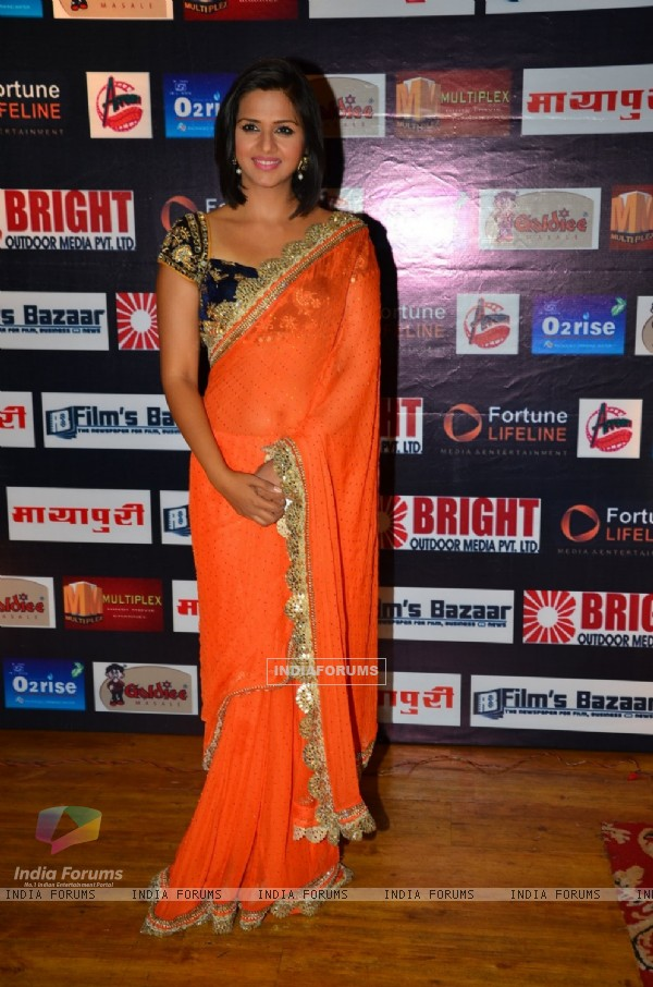 Daljeet Kaur at Dada Saheb Phalke Awards