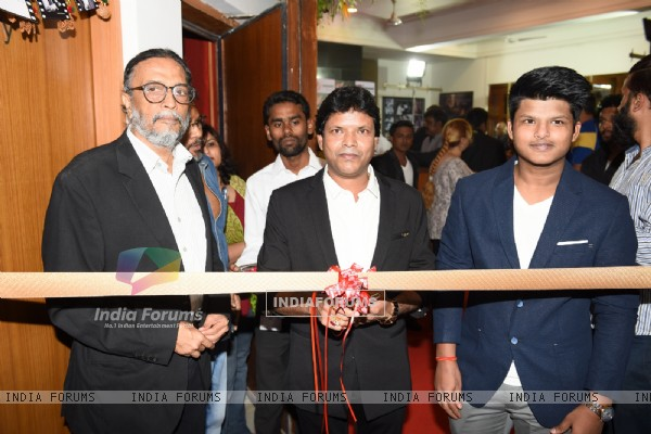 Celebs at Inaguration of Vikrant Studios