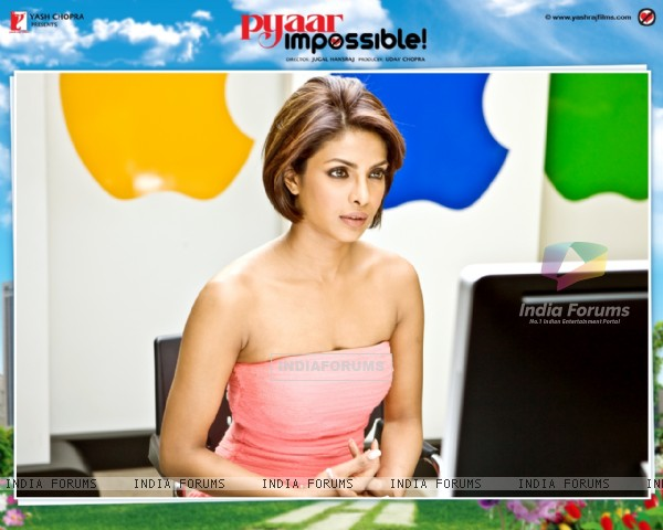 Wallpaper of Pyaar Impossible movie (40425)