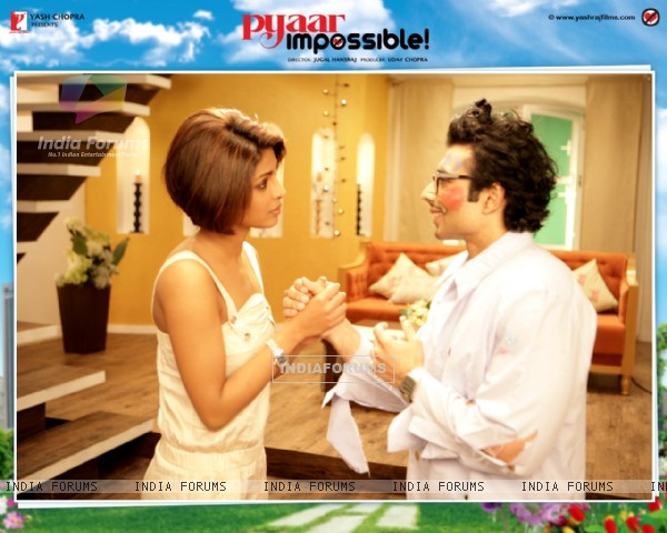 Wallpaper of Pyaar Impossible movie (40426)