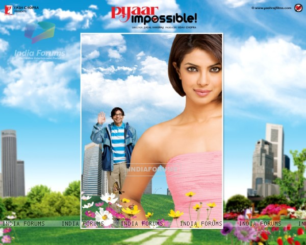 Pyaar Impossible movie wallpaper (40429)