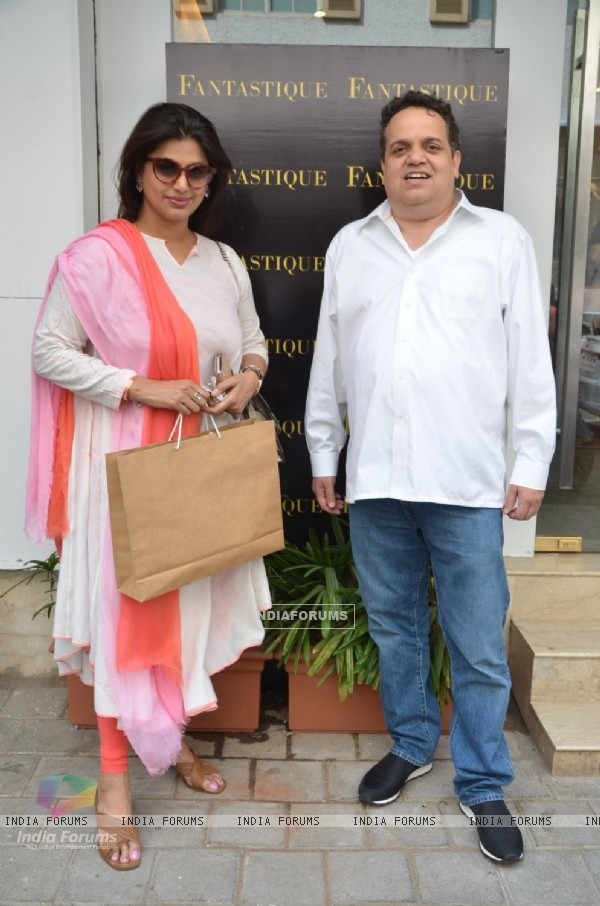 Sandeep Khosla at Fantastique store launch