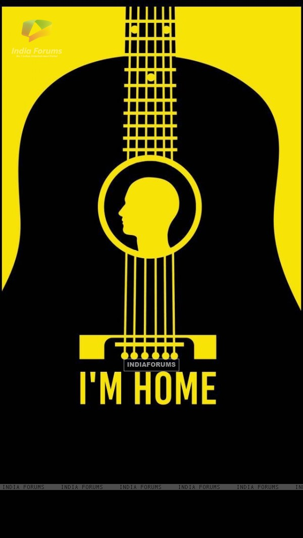 Poster of the short film 'I'm Home'