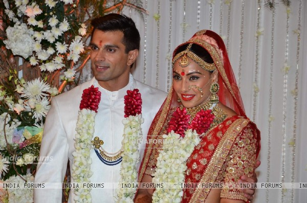 Karan Singh-Bipasha Wedding Reception