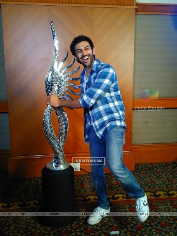 Kartik Aaryan at IIFA Voting Weekend Day 2