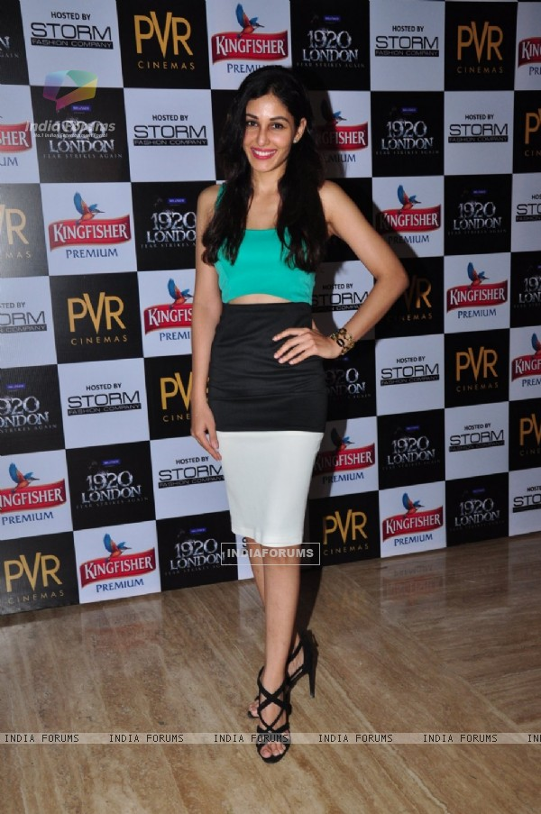 Pooja Chopra at Special Screening of '1920 London'