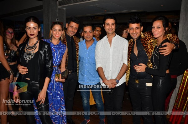 Gaurav Gera at Meet Bros Bash