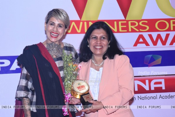 Sapna Bhavani at 'Worthess Womens Awards'