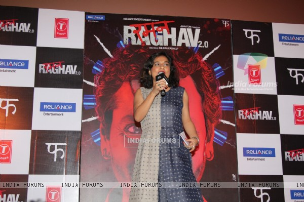 Trailer Launch of the film 'Raman Raghav 2.0'