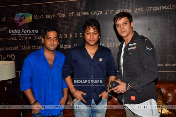 Jimmy Shergill at Trailer Launch of the film 'Madari'