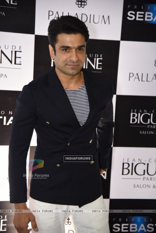 Eijaz Khan at Jean Claude Biguine Event