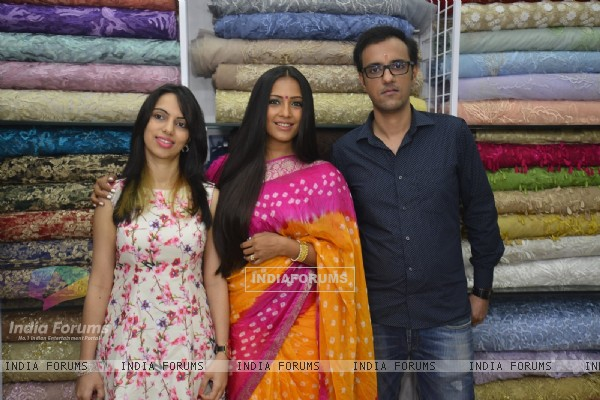Meghna Naidu Launches Latasha store