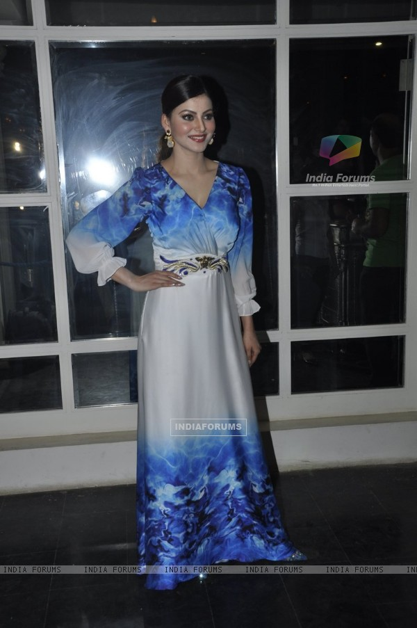 Urvashi Rautela at Palak Muchhal's Birthday Celebration at 'Villa 69'