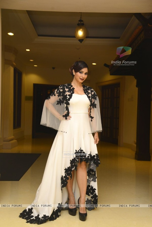 Tanishaa Mukerji at India Beach Fashion Week
