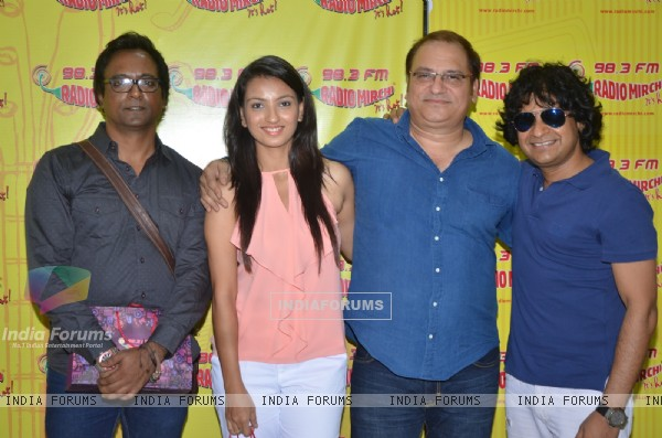 Frederick Star Cast at Radio Mirchi Studio!