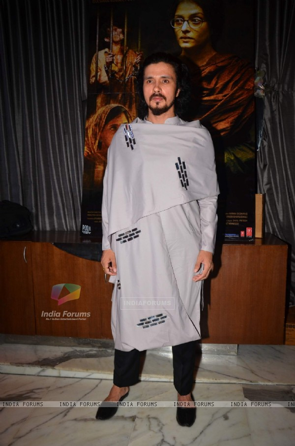 Darshan Kumar at Success Party of 'Sarabjit'