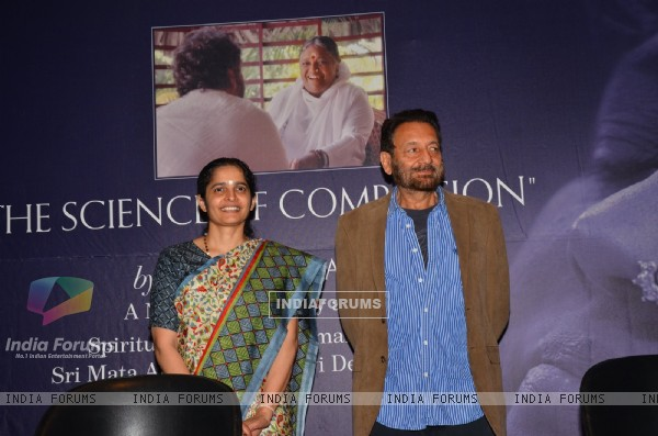Launch of Shekhar Kapoor's Documentary on 'Amma'