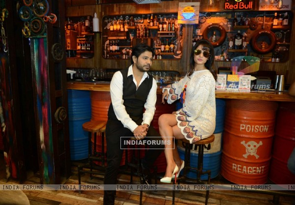 Ankit Tiwari and Sonal Chauhan at Badtameez Song Launch